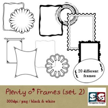 Plenty o' FRAMES set 02