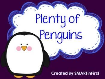 Plenty of Penguins Activity Packet