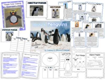Penguins and Polar Bears Nonfiction Bundle
