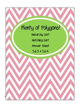 Plenty of Polygons!