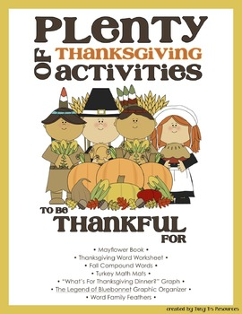 Plenty of Thanksgiving Activities to Be Thankful For