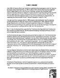 Plessy v. Ferguson Landmark Supreme Court Case reading wit