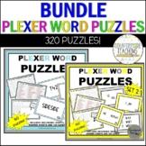 """Plexer """"Rebus"""" Word Puzzles BUNDLE!!! - Google Slides Acce"""