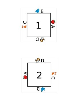 Plickers Visual Scaffolds