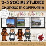 Changes in Communities: A ppt Presentation Studying Changes in Plymouth, MA