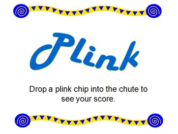 Plink (PowerPoint Game)