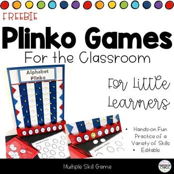 Plinko Games for the Classroom