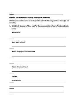 Pliny Common Core Reading Assessment: Ancient Greece: Vesuvius