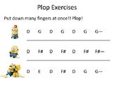 Plop! Left Hand Finger Exercises