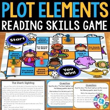 Plot Activity: Plot Elements Reading Game