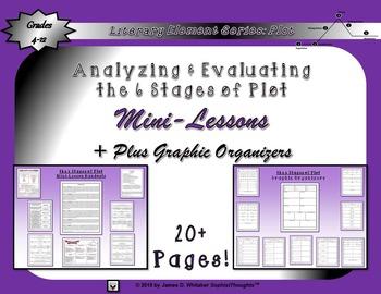 Plot 6 Stages of Plot Mini-Lessons