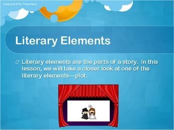 Plot:  A Literary Element