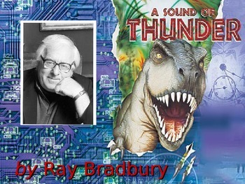 Plot Analysis for A Sound of Thunder by Ray Bradbury