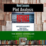 Plot Analysis for the Novel Refugee by Alan Gratz