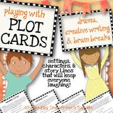 Plot Cards for Creative Writing, Drama, & Brain Breaks
