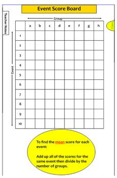 Plot Chart Discovery - An Inquiry approach for teaching plot