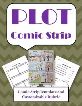 Plot Comic Strip