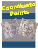 Plot Coordinate Points - Joker Graphiti