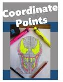 Plot Coordinate Points - Venom Graphiti
