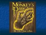 "Plot Diagram Activity - ""The Monkey's Paw"""