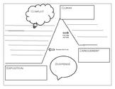 Plot Diagram Graphic Organizer