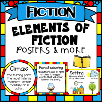 Story Elements and Plot Diagram