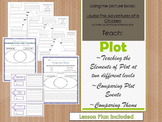 Plot Elements, Comparing Events and Themes:Louise, The Adv