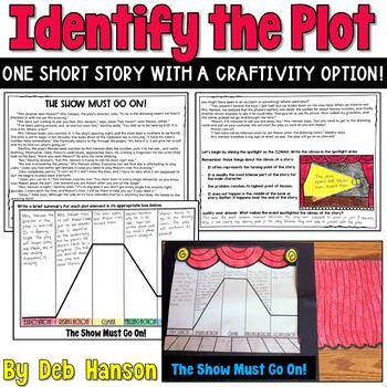 Plot Elements Craftivity