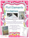 Plot Elements Foldable Collection for Middle Grades Common Core