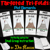 Plot Elements Small Group Instruction: Four Tri-folds | PD