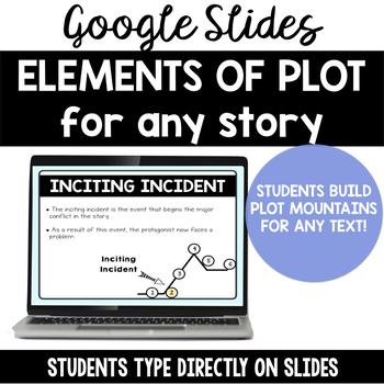 Plot Elements for Any Story for Google Slides
