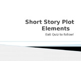 Plot Elements for Short Stories