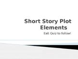 Plot Elements for Short Stories