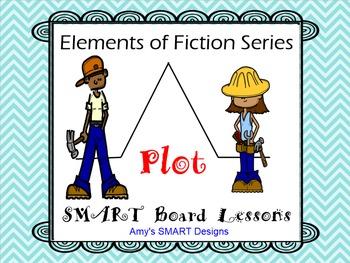 Plot: Elements of Fiction SMART Board Lesson on Plot
