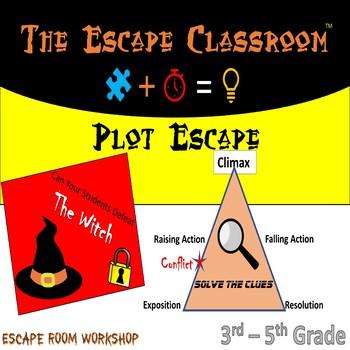 Plot Escape Room (3-5 Grade) | The Escape Classroom