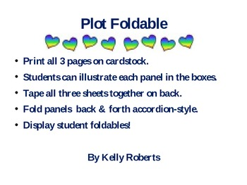 Plot Foldable Craft