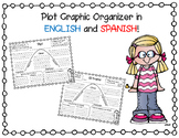 Plot Graphic Organizer in English and Spanish!