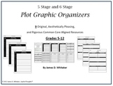 Plot Graphic Organizers Common Core Learning Standards