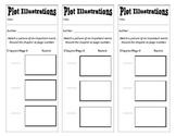 Plot Illustrations Bookmark