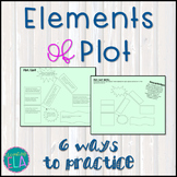 Elements of Plot - More than just notes!