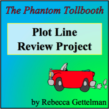 Plot Line Review Project plus Rubric for The Phantom Tollbooth