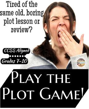 Plot/Literary Elements GAME!