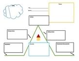 Plot Diagram (Mountain Scene)