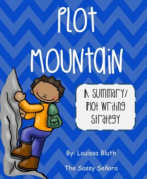 Plot Mountain Diagram Lesson