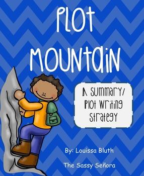 Plot Mountain Diagram Lesson
