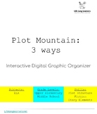 Plot Mountain Interactive Digital Worksheet