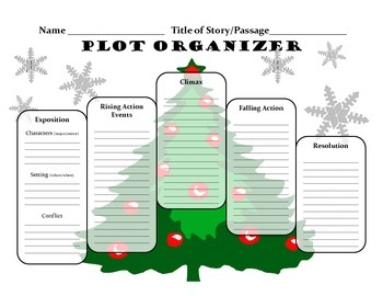 Plot Mountain Organizers Pack