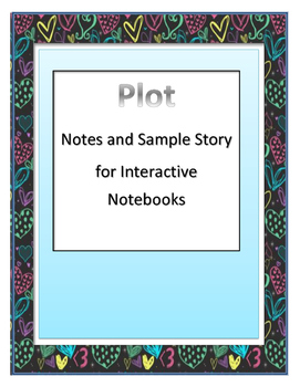 Plot Notes and Sample Story for Notebooks