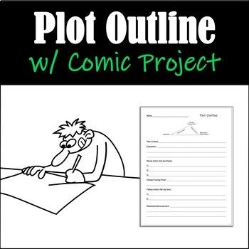 Plot Outline w/ Comic Project