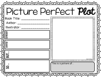 Plot Pocketbook: with anchor chart, graphic organizers, and MORE!